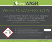 WHEEL CLEANER 3300 LW